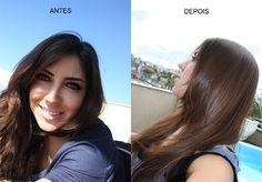 ILHA da Beleza: Testei,aprovei e amei a Nova Escova Progressiva SL...