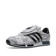 adidas originals Micropacer OG: Chalk, Black & Light Grey