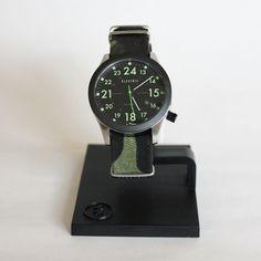エレクトリック FW01 NATO ウォッチ ブラック/カモ