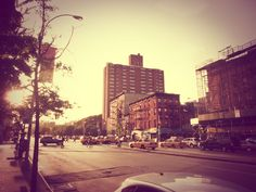 Lower East Side Summer by Christian Johansson
