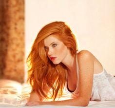 Ginger & freckles
