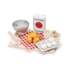 Miniature Bread Baking Set