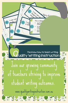 Join our community of teachers of writing striving to improve student outcomes.  Years 3-6. Primary writing teachers. Teaching Writing, In Writing, I Can, Effort, Join, Advice, Community, Student, Teaching