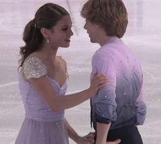 Kaitlin Hawayak and Jean-Luc Baker at Nebelhorn 2014 Romeo and Juliet free dance