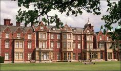 Sandringham Castle and grounds