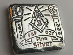 Silver Ingot, Vintage Toys, Precious Metals, Knots, Coins, Money, Old Fashioned Toys, Rooms, Silver