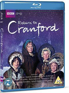 Return To Cranford (Blu-Ray)