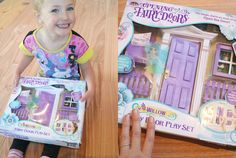 {Giveaway} Opening Fairy Doors - The latest toy craze.