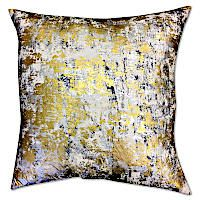 When it's time to upgrade your style, the Design Sona Gold And Silver Foil Decorative Pillow is going to give you a quick, contemporary. Modern Pillows, Decorative Pillows, Wool Pillows, Throw Pillows, Silver Pillows, Cloud 9, Color Splash, Velvet, Contemporary