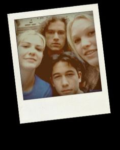 10 THINGS I HATE ABOUT YOU Selfie with Heath Ledger and Joseph Gordon Levitt