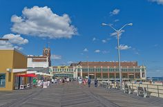 Asbury Park Boardwalk- Beautiful!