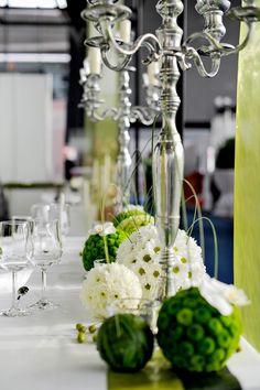 Blumen Tischdekoration Hannover - Milles Fleurs