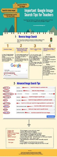 Google Image Search Tips via Educators' Technology | iGeneration - 21st Century Education (Pedagogy & Digital Innovation) | Scoop.it