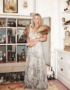 A Fashionable Life: Barbra Streisand