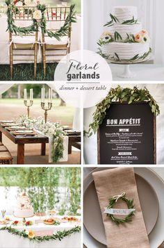 Garland ideas | Best Day Ever