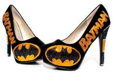 Zapatos Batman Para Mujer CentralMODA.COM