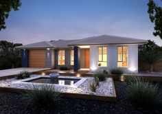 GJ Gardner Home Designs: Karoola 166. Visit www.localbuilders.com.au/builders_south_australia.htm to find your ideal home design in South Australia