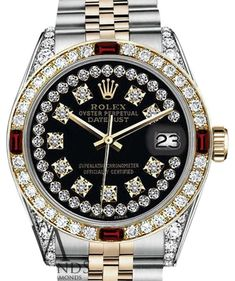 Rolex + Cartier (Page Diamond Watches For Men, Rolex Watches For Men, Luxury Watches For Men, Cool Watches, Rolex Diamond Watch, Omega Watches For Men, Expensive Watches For Men, Men's Watches, Rolex Gmt