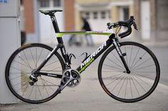 Pro Bike: Filippo Pozzato's Merida Reacto Evo - VeloNews.com