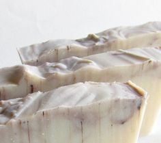 Chocolate Chip Cookie Cold Process Soap.