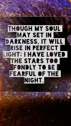 This is how I have long felt- The Old Astronomer (to His Pupil) by English poet Sarah Williams