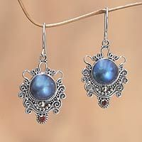 Bandung Blue Moon from @NOVICA, They help #artisans succeed worldwide.
