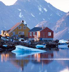 Nature of Greenland, icebergs and ice desert | Travel Blog