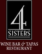 Craving some fine wine and a place to dine? Look up 4 Sisters for a visit!