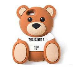 2015 The Newest 3D Cartoon animals Cute Toy brown teedy bear soft silicone case For iphone 4 4s/5 5s/5c/6/6plus Digital Guru Shop  Check it out here---> http://digitalgurushop.com/products/2015-the-newest-3d-cartoon-animals-cute-toy-brown-teedy-bear-soft-silicone-case-for-iphone-4-4s5-5s5c66plus/