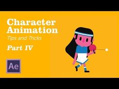 Character Animation in AfterEffects - Tips&Tricks Chapter 4 - YouTube