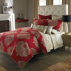 Haydn King Comforter Cover is beautiful and perfect for any home. Fill your home with grace and beauty with this amazing and comfortable comforter cover. Pillow Texture, King Beds, Bedding Collections, Bed Covers, Colorful Decor, Apartment Living, Accent Decor, Pillows, Interior