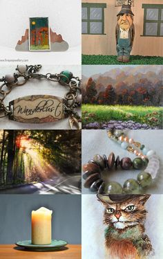 Not All who Wander are Lost by spoiledfelines1 on Etsy--Pinned+with+TreasuryPin.com