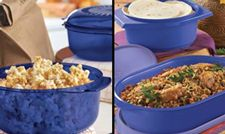 Fall is here, and we have two great party recipes that will be perfect for family and friends! Our Caramel Corn and Chicken, Black Bean and Rice bowl are sure to be a hit at the party on Friday or the game on Sunday!