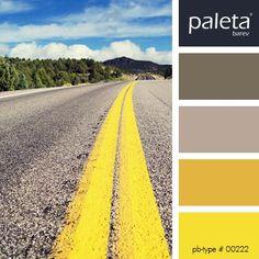PALETA 201-250::Paletabarev