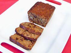 Date Nut Spice Bread by Brown Eyed Baker
