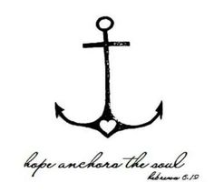 Feminine Anchor Hope Tattoos - Bing Images
