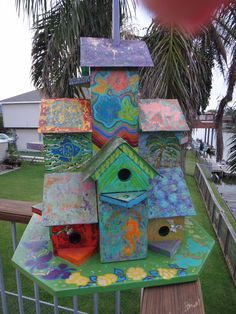 Grand Scale Bird church House Scale, Birds, Wood, Outdoor Decor, Artwork, House, Design, Home Decor, Weighing Scale