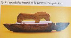 Legetøj fra Færøerne.