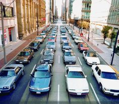 Great GIF of why cars are better off the street.