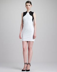 #black and #white uber severe and I love it! how would you wear this?