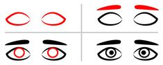 How To Draw Cartoon Eyes - ClipArt Best