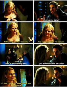Hook Was So Jealous c: