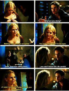 Hook Was So Jealous c:
