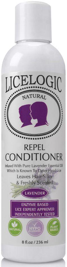 LiceLogic Repel Conditioner - Lavender