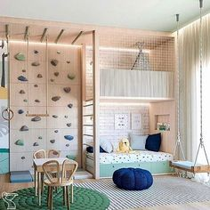 Love these playroom ideas for your kids' playroom. Love these playroom ideas for your kids' playroom. Playroom Design, Kids Room Design, Boys Playroom Ideas, Baby Playroom, Kids Bedroom Designs, Girls Bedroom, Bedroom Decor, Ikea Bedroom, Bedroom Ideas