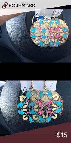 Icing Earrings Brand New Colorful Funky Earrings Icing Jewelry Earrings