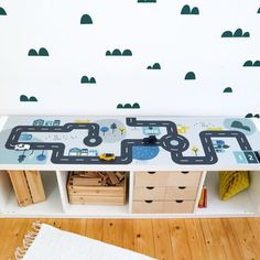 Boy Car Room, Baby Boy Room Decor, Baby Boy Rooms, Room Boys, Little Boys Rooms, Babies Nursery, Boy Toddler Bedroom, Toddler Rooms, Kids Bedroom