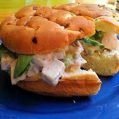 Angel's Chunky Chicken Salad Best Chicken Recipes, Top Recipes, Yummy Recipes, Salad Recipes, Lunch Ideas, Dinner Ideas, Yummy Yummy, Yummy Food, My Favorite Food
