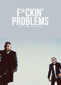 Asap & Kendrick Lamar '