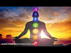15 Minutos Música Relajante para Activar y Alinear los 7 Chakras en el Cuerpo Humano - YouTube
